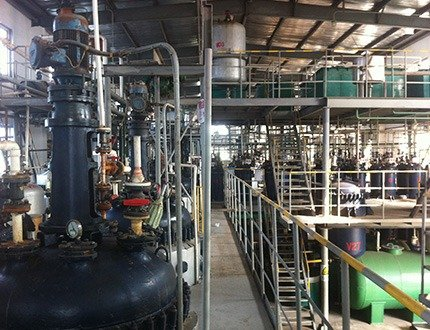Syntor Fine Chemicals China Production | Custom Toll Manufacturing